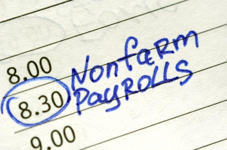 Employment Situation Non-Farm Payrolls. / Situación de Empleos.