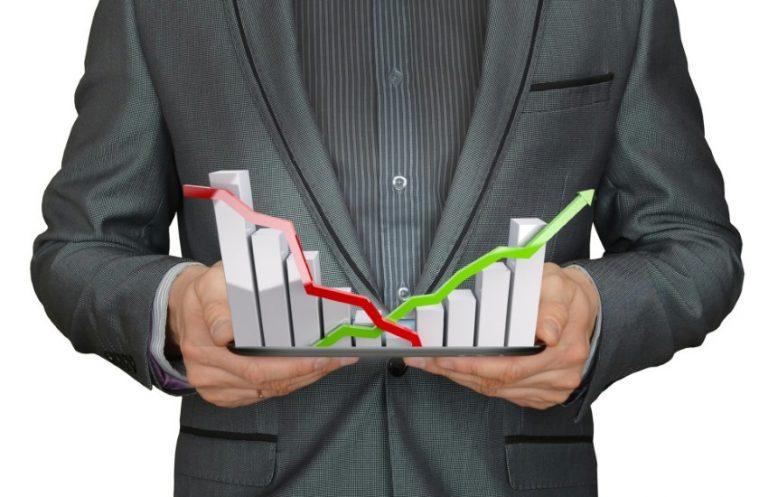 Recuperación económica en forma de letras: V, U, K… etc.