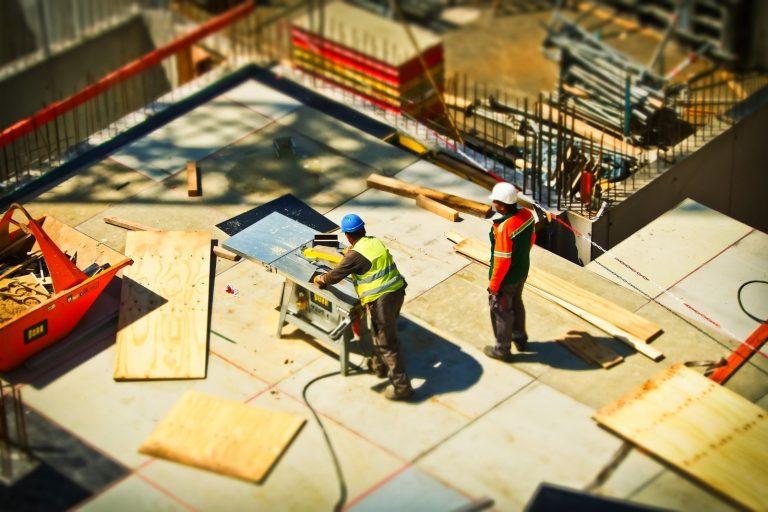 El gasto en construcción de EEUU registró un nuevo récord en noviembre.