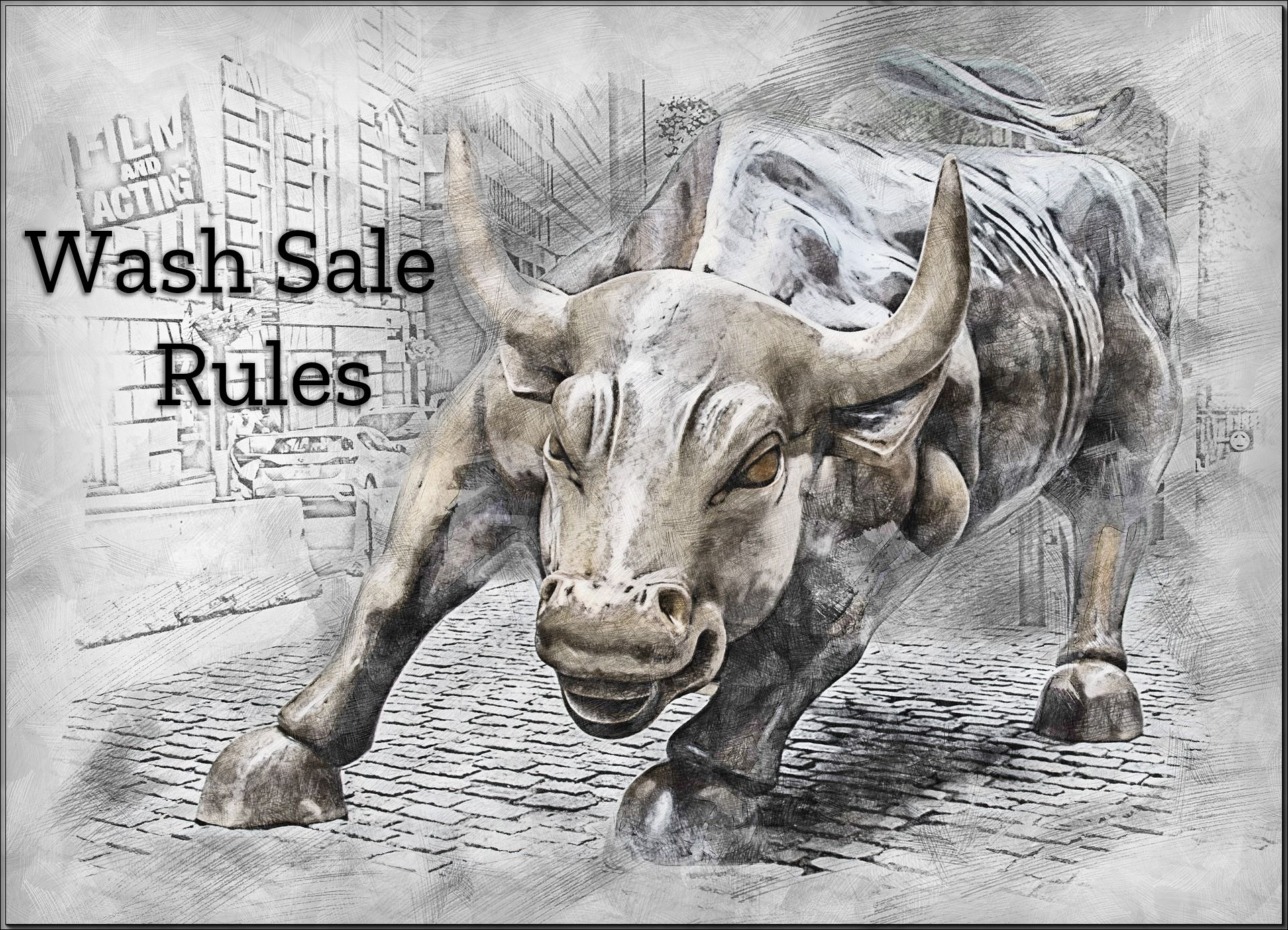 cover wash sale rules