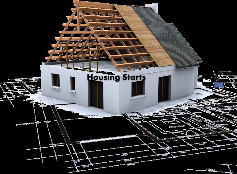 La construcción de viviendas se dispara después de un revés relacionado con el invierno.