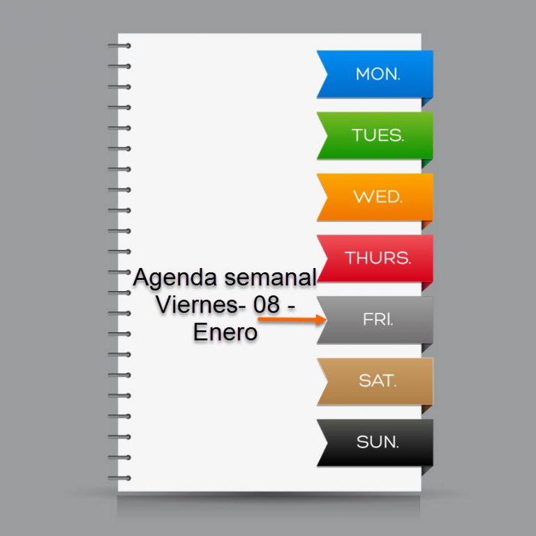 Agenda Semanal -860viernes08