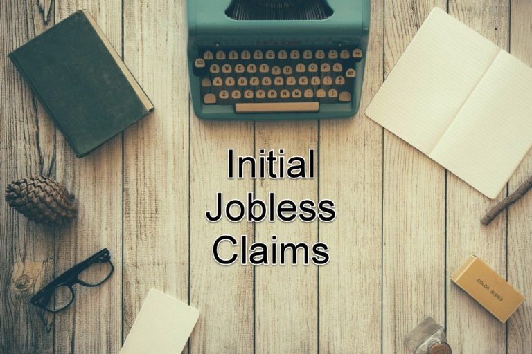 Initial jobless claims cover