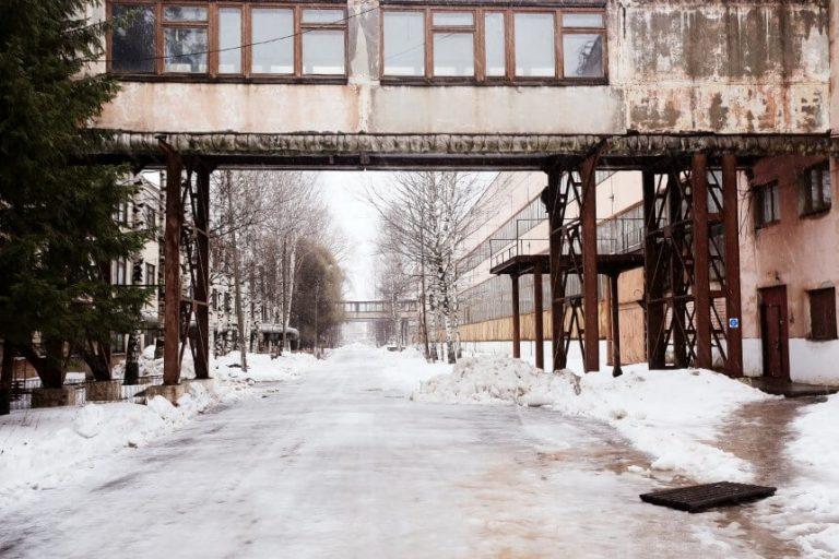 Severo clima invernal enfría la producción industrial de EEUU en febrero.
